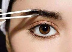 眉毛种植后的注意事项有哪些