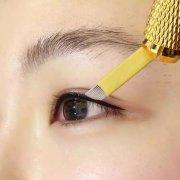 不同的眼型怎么规划纹眼线