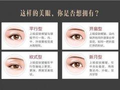 在郑州做切开双眼皮手术的价格是多少